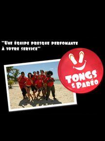 Tongs et Paréo