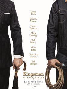 Kingsman : Le Cercle d'or Bande-annonce (2) VO