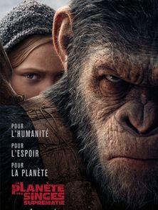 """La Planète des Singes Suprématie SPOT TV VO """"Witness the End"""""""