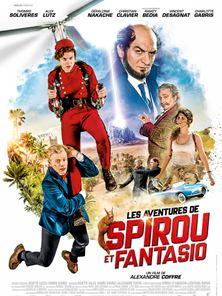 Les Aventures de Spirou et Fantasio Bande-annonce VF