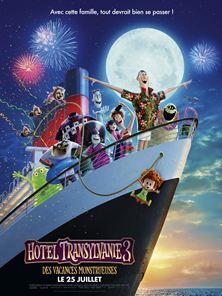 Hôtel Transylvanie 3 : Des vacances monstrueuses Bande-annonce (3) VF