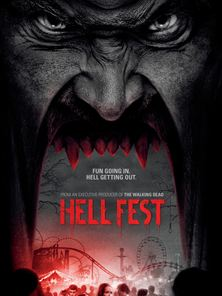 Hell Fest Bande-annonce VO