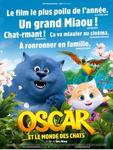 Oscar et le monde des chats Bande-annonce VF