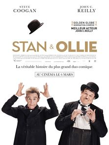 Stan & Ollie Bande-annonce VF