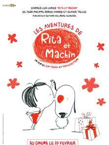 Les Aventures de Rita et Machin Bande-annonce VF