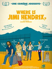 Where is Jimi Hendrix ? Bande-annonce VO