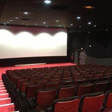 Cinema Hotel De Ville De La Courneuve A Afiche