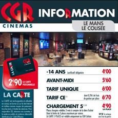 CGR Le Colisée