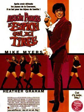 Austin Powers - l'espion qui m'a tirée
