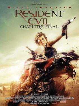 Resident Evil : Chapitre Final