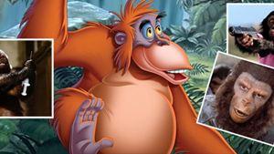 Bonne année du singe ! 24 primates cultes à l