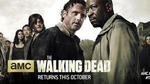 The Walking Dead saison 7 annonce deux nouveaux personnages