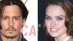 Johnny Depp, Daisy Ridley et plein d