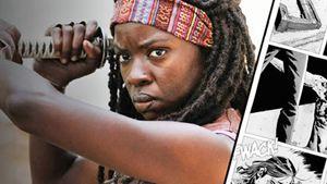 The Walking Dead : 11 différences entre la série et le comic [SPOILERS]