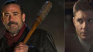 The Walking Dead / Supernatural : Jeffrey Dean Morgan et Jensen Ackles créent un crossover avec des tweets !