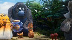Bande-annonce Les As de la Jungle : Maurice le pingouin tigre et ses amis débarquent sur grand écran !