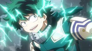 My Hero Academia: après Two Heroes, un second film d'animation en préparation
