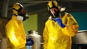 Breaking Bad le film: Bryan Cranston et Aaron Paul en mode teasing !