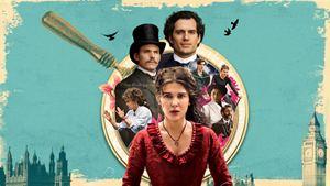 Enola Holmes sur Netflix : de quels romans s