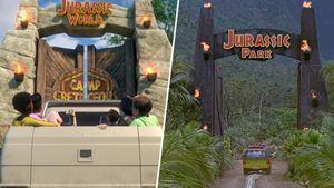 Jurassic World La Colo du Crétacé : 25 clins d