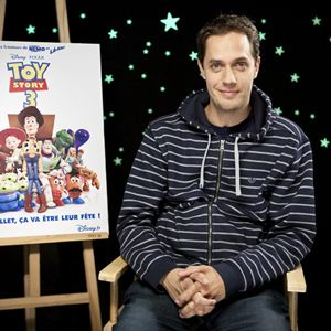 Toy Story 3 : Photo Grand Corps Malade, Lee Unkrich