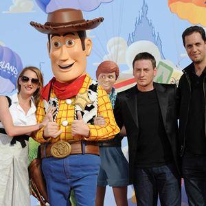 Toy Story 3 : Photo Benoît Magimel, Frédérique Bel, Grand Corps Malade, Lee Unkrich