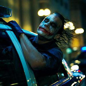 The Dark Knight, Le Chevalier Noir : Photo Heath Ledger