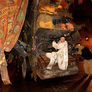 L'Imaginarium du Docteur Parnassus : Photo Heath Ledger