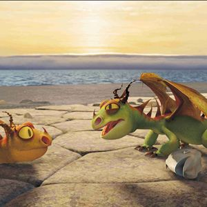 Dragons : Photo Chris Sanders, Den DeBlois