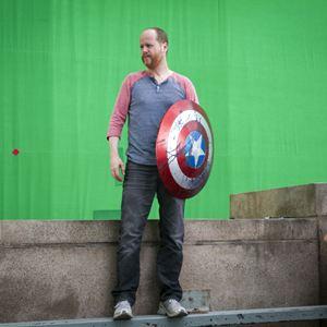 Avengers : Photo Joss Whedon