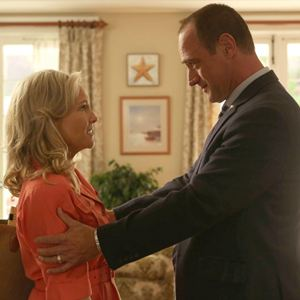 Photo Christopher Meloni, Rachael Harris