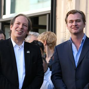 Photo promotionnelle Christopher Nolan, Hans Zimmer