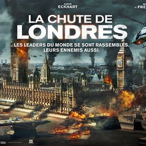 La chute de londres film 2016 allocin for Assaut sur la maison blanche