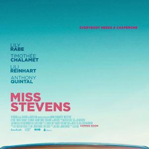Miss Stevens : Affiche