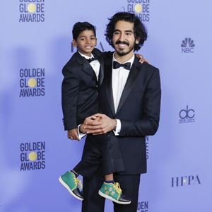 Lion : Photo promotionnelle Dev Patel, Sunny Pawar