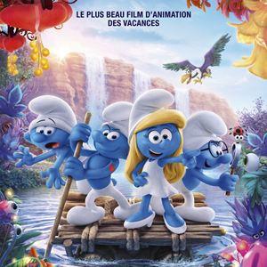 Les schtroumpfs et le village perdu film 2017 allocin for Le divan 09 02 16