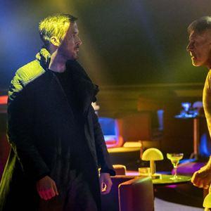 Blade Runner 2049 : Photo Harrison Ford, Ryan Gosling