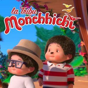 Monchhichi / La tribu Monchhichi (2017-2018)