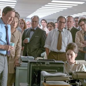 Pentagon Papers : Photo Carrie Coon, Meryl Streep, Tom Hanks