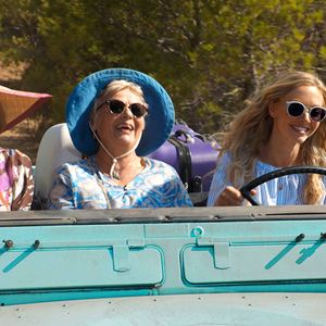 Mamma Mia! Here We Go Again : Photo Amanda Seyfried, Christine Baranski, Julie Walters