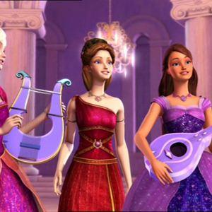 Barbie et le palais de diamant film 2008 allocin - Palais de diamant ...