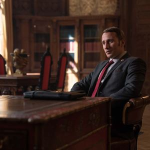 Red Sparrow : Photo Matthias Schoenaerts