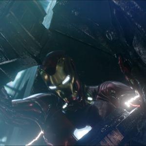 Avengers: Infinity War : Photo Robert Downey Jr.