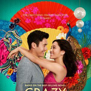 Crazy Rich Asians : Affiche