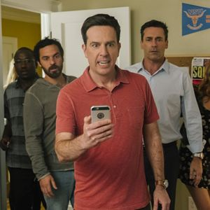 Tag : Photo Ed Helms, Hannibal Buress, Isla Fisher, Jake Johnson (XVI), Jon Hamm