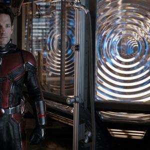 Ant-Man et la Guêpe : Photo Paul Rudd