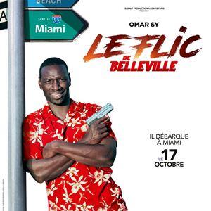 Le Flic de Belleville : Affiche