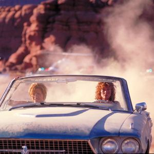 Thelma et Louise : Photo Geena Davis, Susan Sarandon