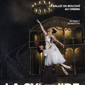 La Sylphide (Bolchoï - Pathé Live) : Affiche