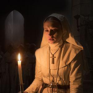 La Nonne : Photo Taissa Farmiga